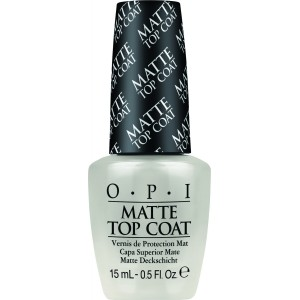 NTT35 - Matte Top Coat 15ml