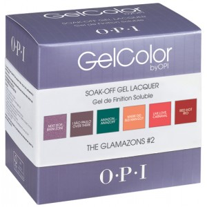 GC927 - GelColor Kit - The Glamazons # 2