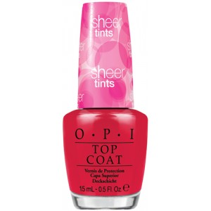 NTS02 - Top Coat Be Magentale with Me 15ml DISC