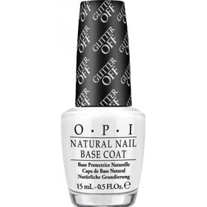 NTB01 - Glitter-Off Peelable Base Coat DISC1