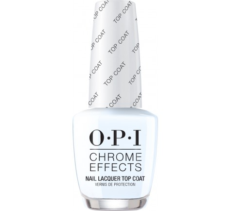 Chrome Nail Lacquer Top Coat 15ml DISC
